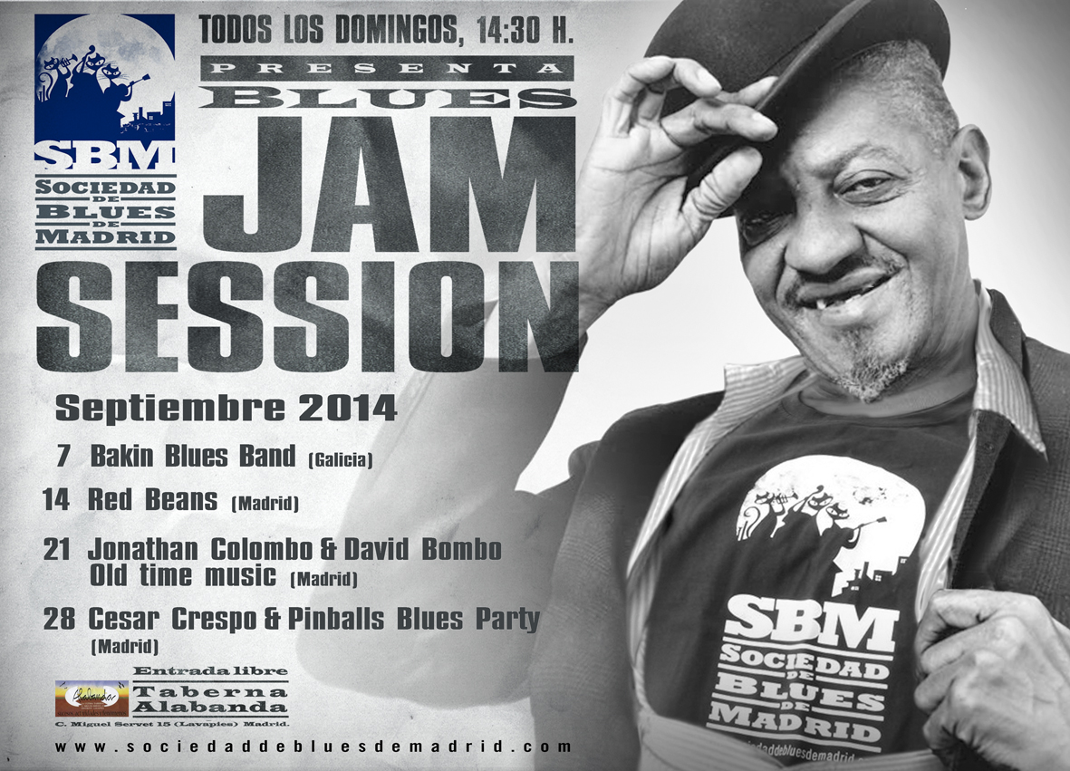 cartel jams sep. 2014