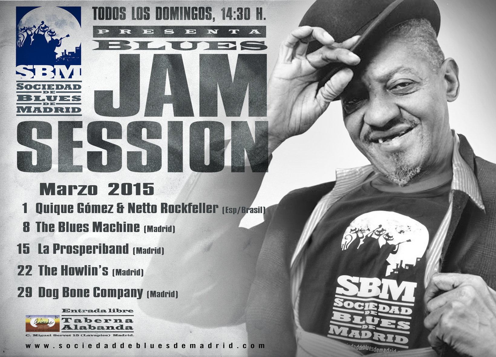cartel jams Mar. 2015
