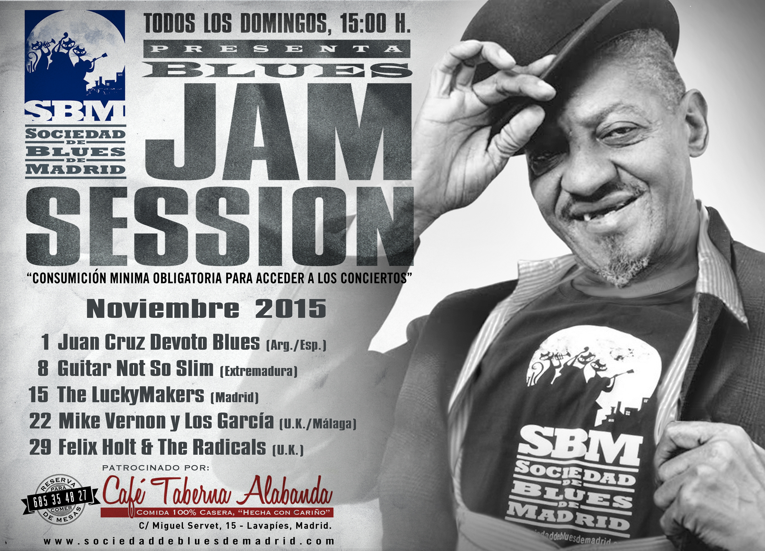 cartel jams Nov 2015